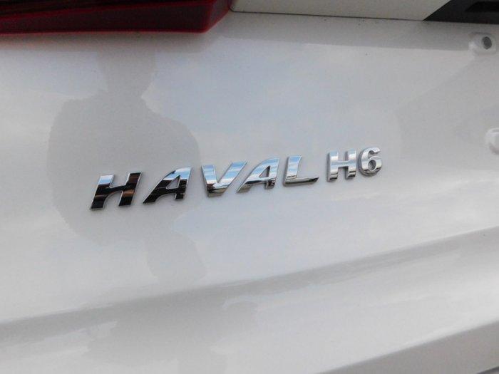 2016 Haval H6 LUX White Silk