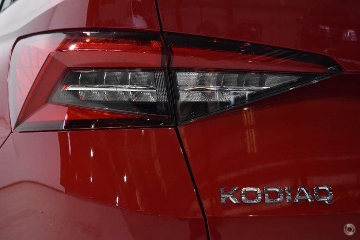 2020 SKODA Kodiaq 132TSI Sportline NS MY20.5 4X4 Velvet Red