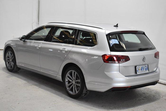 2020 Volkswagen Passat 140TSI Business B8 MY20 Reflex Silver