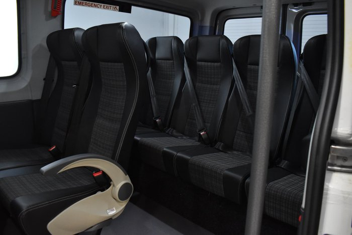 2019 Volkswagen Crafter Minibus TDI410 SY1 MY20 Four Wheel Drive Candy White