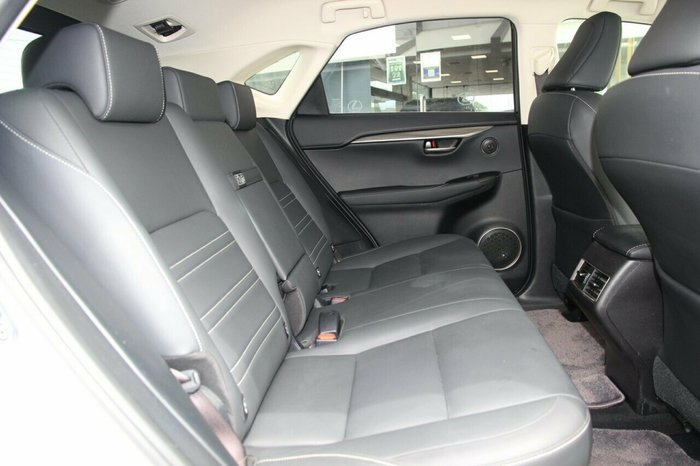 2016 Lexus NX NX300h Luxury AYZ15R 4X4 On Demand Sonic Quartz