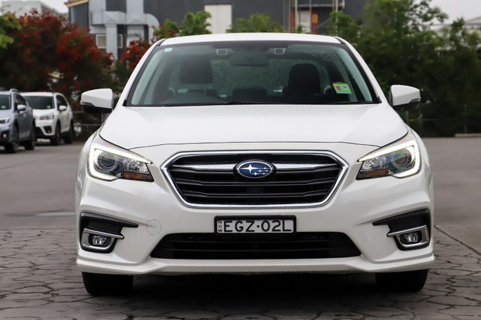 2020 Subaru Liberty 2.5i 6GEN MY20 Four Wheel Drive White