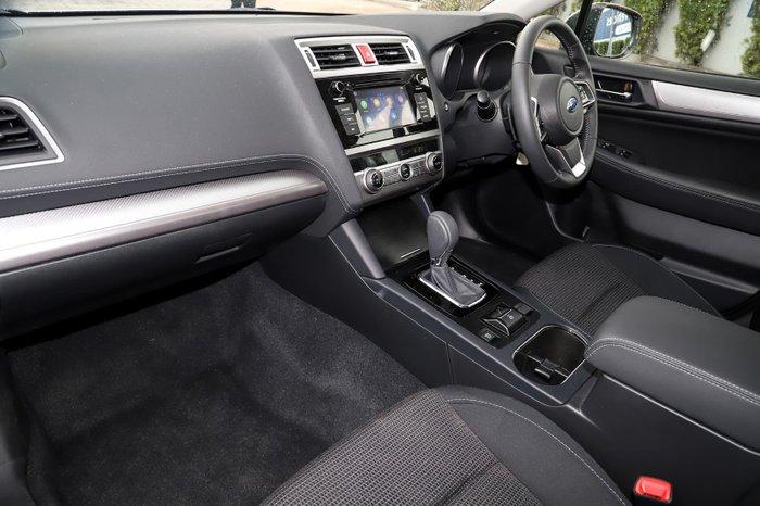 2020 Subaru Liberty 2.5i 6GEN MY20 Four Wheel Drive Silver