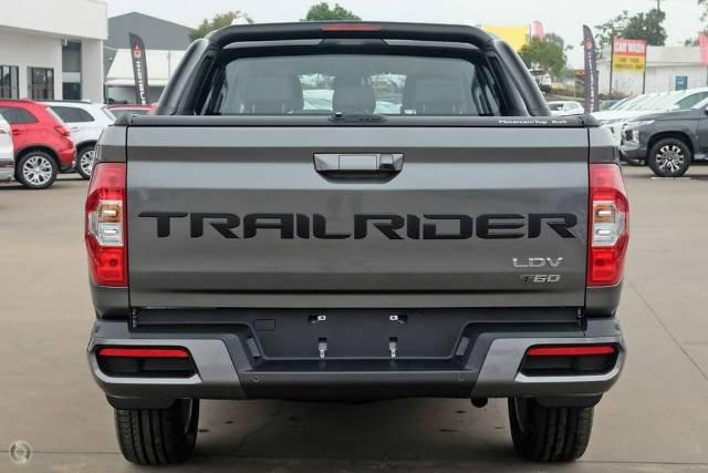 2020 LDV T60 Trailrider 2 SK8C 4X4 Dual Range GREY
