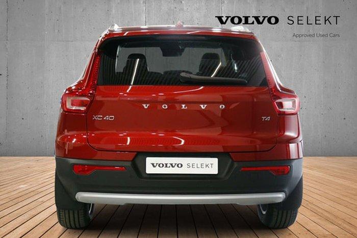 2020 Volvo XC40 T4 Momentum MY20 Red