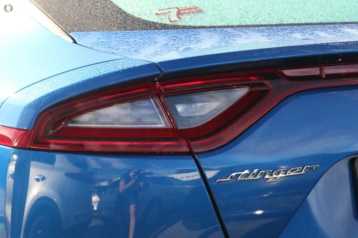 2019 Kia Stinger GT-Line CK MY19 Blue