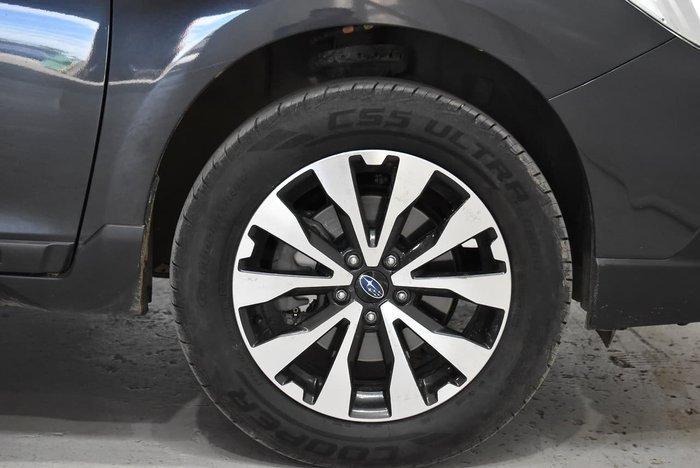2017 Subaru Outback 2.5i Fleet Edition 5GEN MY17 Four Wheel Drive Grey