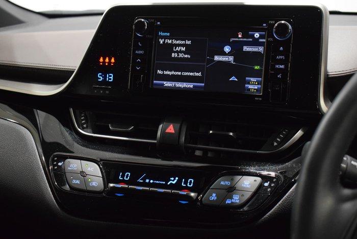 2019 Toyota C-HR Koba NGX50R 4X4 On Demand Black