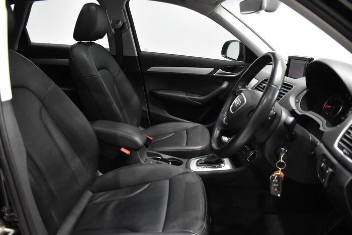 2015 Audi Q3 TFSI 8U MY15 Black