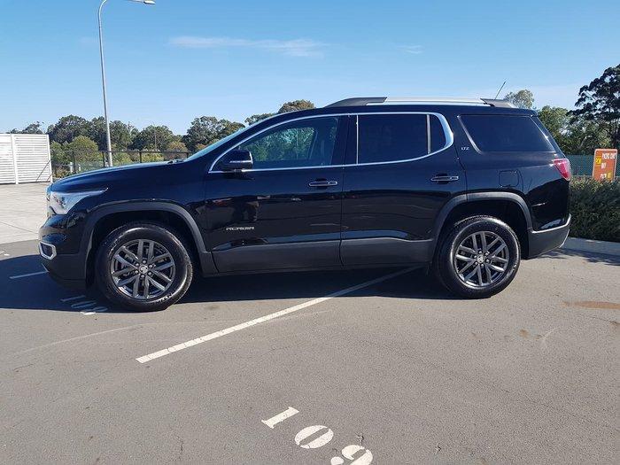 2019 Holden Acadia LTZ AC MY19 Black