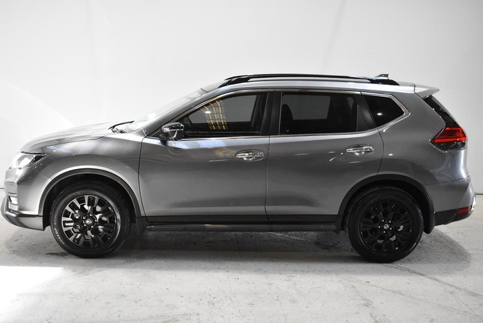 2018 Nissan X-TRAIL ST-L N-SPORT T32 Series II 4X4 On Demand Grey