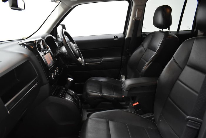 2014 Jeep Patriot Limited MK MY14 4X4 On Demand Silver