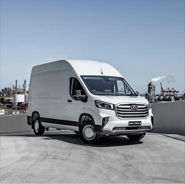 2020 LDV DELIVER 9 Deliver 9 LWB MR Man Blanc White