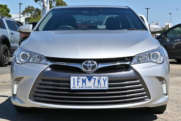2015 Toyota Camry Altise ASV50R Silver