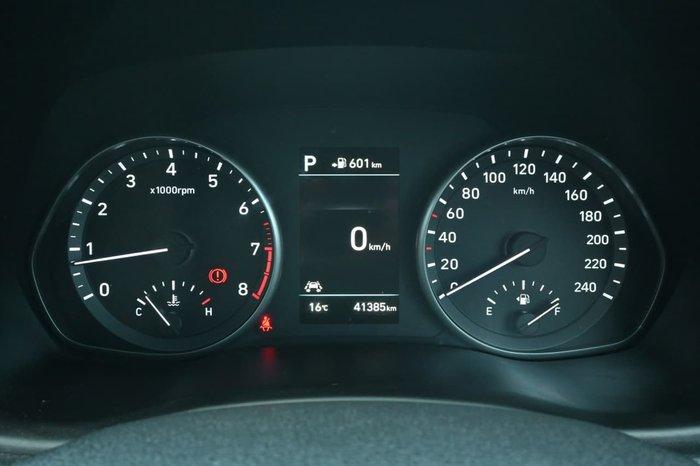 2017 Hyundai i30 SR Premium PD MY18 White