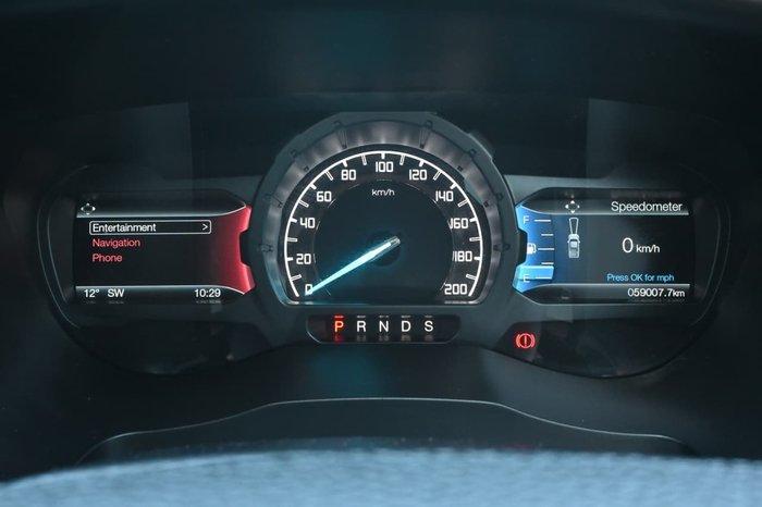 2017 Ford Ranger XLT PX MkII 4X4 Dual Range Red