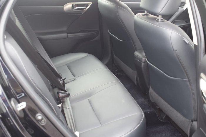 2015 Lexus CT CT200h Luxury ZWA10R Blue