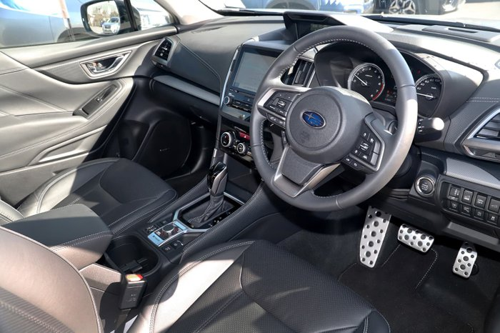 2020 Subaru Forester 2.5i-S S5 MY20 Four Wheel Drive Silver