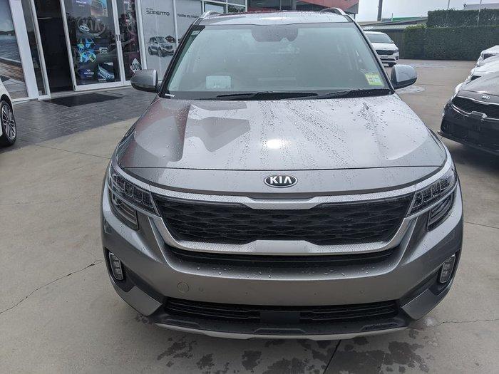 2020 Kia Seltos GT-Line SP2 MY20 4X4 On Demand Grey