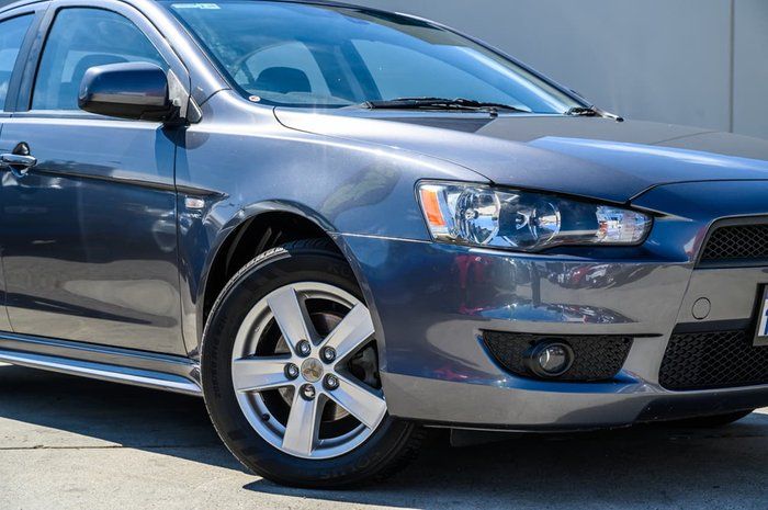 2009 Mitsubishi Lancer VR CJ MY09 Grey