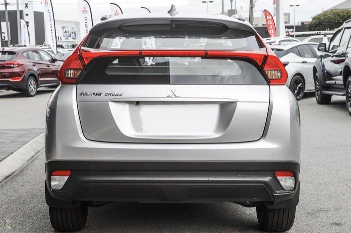 2020 Mitsubishi Eclipse Cross ES YA MY20 Silver