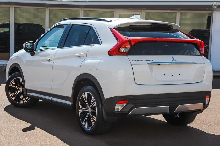 2020 Mitsubishi Eclipse Cross LS YA MY20 4X4 On Demand White