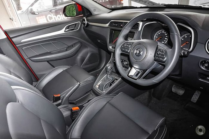 2019 MG ZS Excite Plus AZS1 MY19 Red