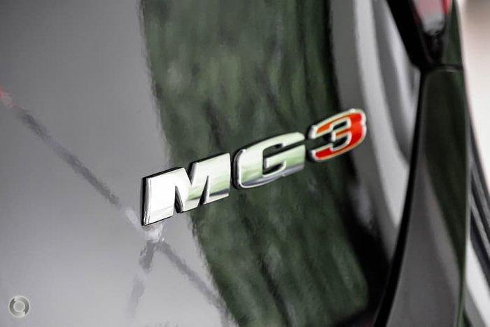 2020 MG MG3 Core MY20 Black