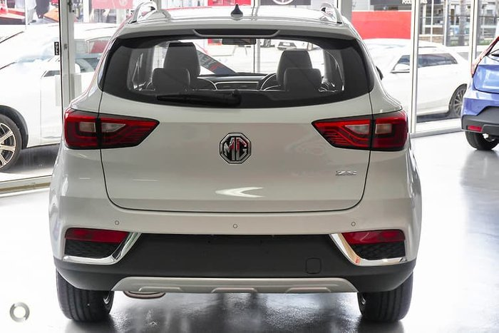 2019 MG ZS Excite Plus AZS1 MY19 White