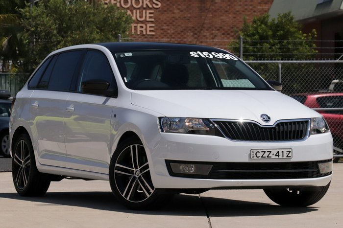 2014 Skoda Rapid Spaceback