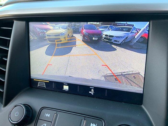 2018 Holden Acadia LTZ AC MY19 Blue