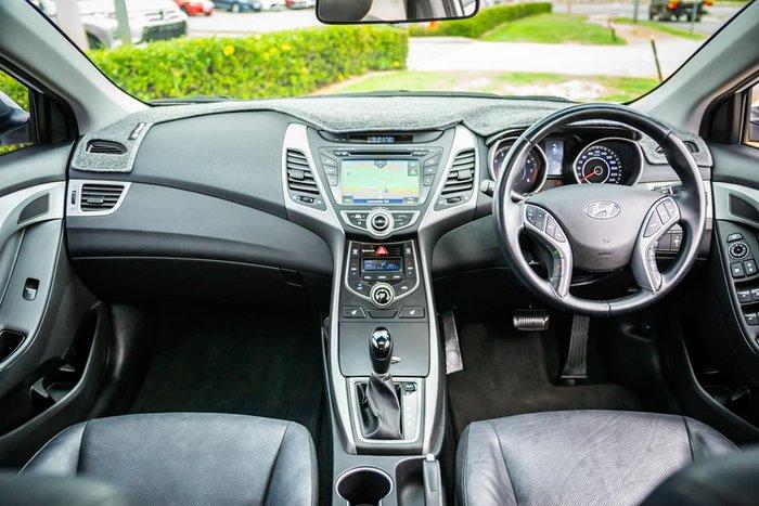 2015 Hyundai Elantra Premium MD3 White
