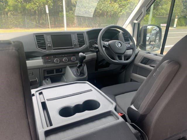 2019 Volkswagen Crafter 35 TDI410 SY1 MY19 White