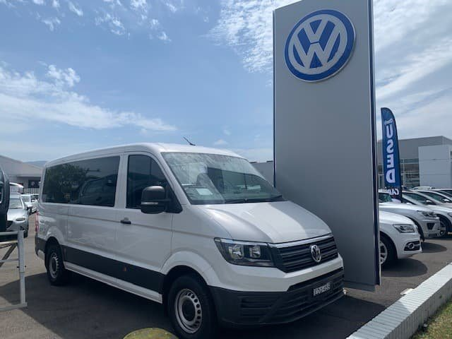 2019 Volkswagen Crafter 35 TDI410 SY1 MY19 White