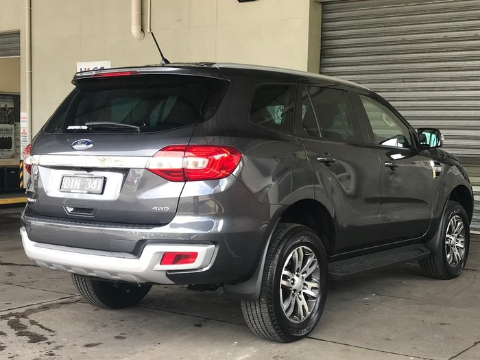 2020 Ford Everest Trend UA II MY20.25 4X4 Dual Range Grey