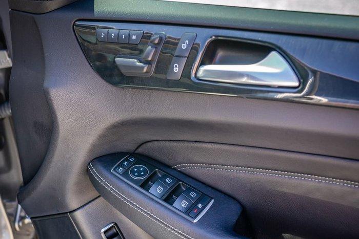 2015 Mercedes-Benz M-Class ML250 BlueTEC W166 MY15 4X4 Constant Grey