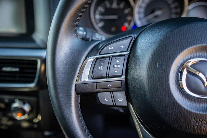2016 Mazda CX-5 Akera KE Series 2 4X4 On Demand Red