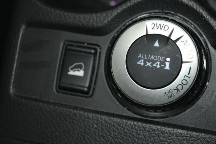 2016 Nissan X-TRAIL ST T32 4X4 On Demand BLUE