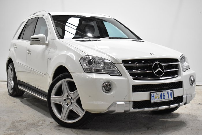 2010 Mercedes-Benz M-Class ML300 CDI BlueEFFICIENCY AMG Sports W164 MY10 4X4 Constant