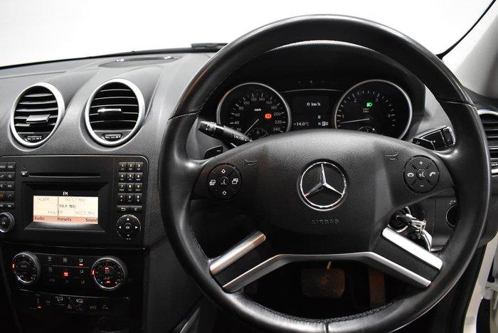 2010 Mercedes-Benz M-Class ML300 CDI BlueEFFICIENCY AMG Sports W164 MY10 4X4 Constant