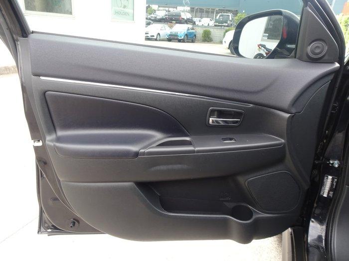 2016 Mitsubishi ASX XLS XB MY15.5 Black
