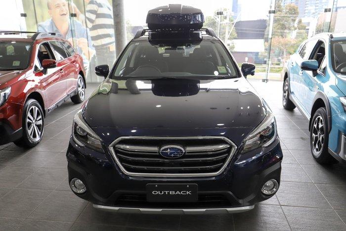2020 Subaru Outback 2.5i Premium 5GEN MY20 Four Wheel Drive Blue