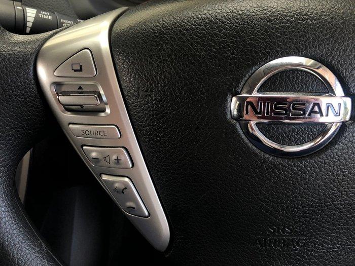 2015 Nissan Pulsar ST B17 Series 2 Silver