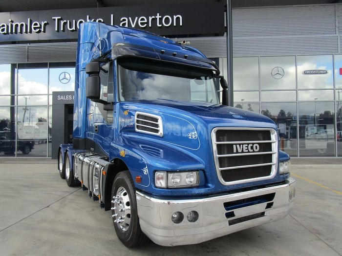 2010 IVECO 7200 BLUE