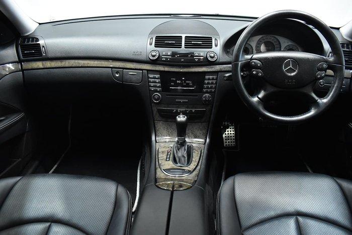 2006 Mercedes-Benz E-Class E280 Avantgarde W211 MY06 Silver