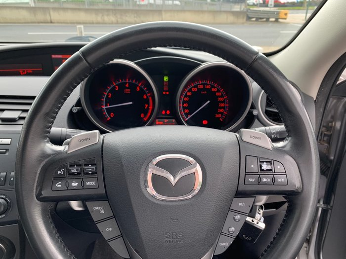 2009 Mazda 3 SP25 BL Series 1 Silver