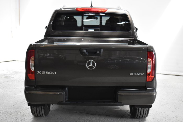 2020 Mercedes-Benz X-Class X250d Progressive 470 4X4 Dual Range Bronze