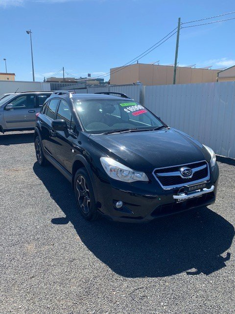 2012 Subaru XV 2.0i G4X MY12 Four Wheel Drive BLACK