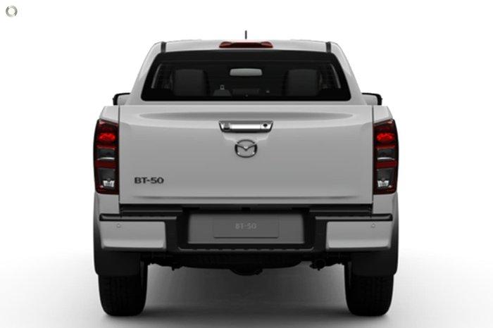 2020 Mazda BT-50 XTR TF White