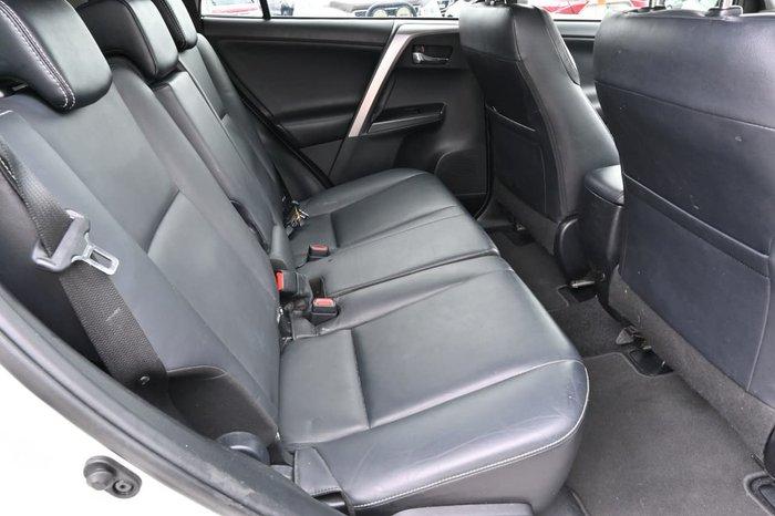 2016 Toyota RAV4 Cruiser ASA44R 4X4 On Demand White
